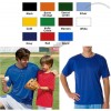 B-Dry Core Placket Logo T-Shirt