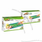 B/O football table games with light and music, player game for parent-child