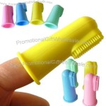 Baby Care Liquid Silicone Finger Toothbrush