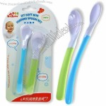 Baby Feeding Soft Top Spoon Containing 2pcs