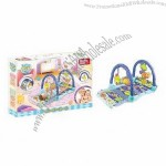 Baby Ocean Activities Fitness Rack with Music 54 x 40.5 x 8.5cm