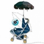 Baby Stroller Parasol with Flexible Handle