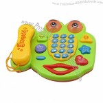 Baby Toys Of Telephone With Song And Music