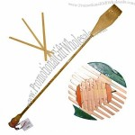 Back Scratcher and Bamboo Mat
