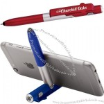 Ballpoint Pen with LED Light, Phone Stand and Stylus