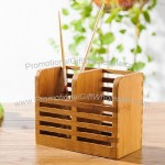 Bamboo Chopstick Holder Utensil Holder