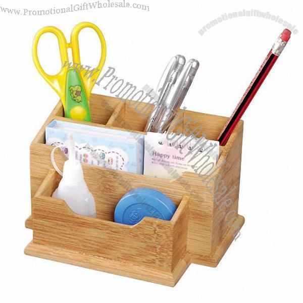 Bamboo desk stationery organizer cheap price 331658601 - Desk stationery organizer ...