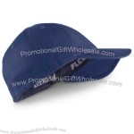 Bamboo low-profile cap with UV protection.