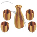 Bamboo Wine Cup