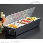 Bar Caddy, Fruit Condiment Holder