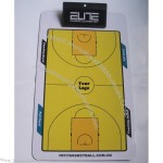 Basketball Tactics Plates with Clip