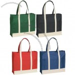 Beach Bags with zipper closure