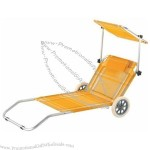 Beach Chair with Wheels