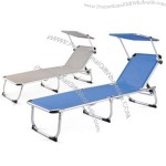 Beach Folding Bed 187x60x30cm