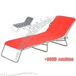 Beach Folding Bed 188x59x32cm