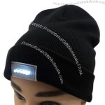 Beanie Cap with LED Light