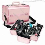 Beautiful Aluminum Makeup Case