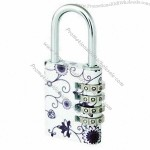 Beautiful Combination Padlock