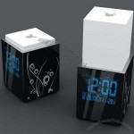 Bedside lamp with Multifunction Alarm Clock