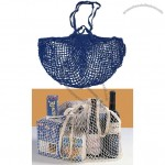Better Houseware Cotton Net Shopping Bag