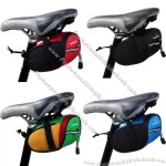 Bicycle Bike Cycling Mini Small Saddle Outdoor Pouch Seat Bag Bike Accessories