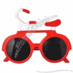 Bike Shaped Party Glasses