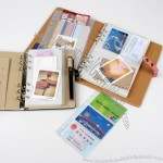 Binder Multifunction PVC Pouch Notebook