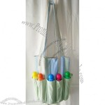 Bingo Bag - Pastel Stripe and Dot