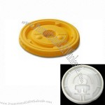 Biodegradable CPLA Cup Lid