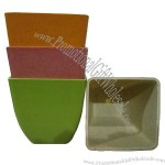 Biodegradable Pot Square Shaped