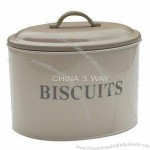 Biscuit Tin Can