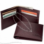 Bison Thinfold Leather Wallet