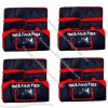 "Black Pizza Delivery Bags 17"" x 5"""