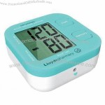 Blood Pressure Monitor with Automatic Switch-off
