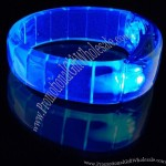 Blue Fashion LED Light Up Bracelet
