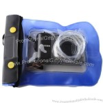 Blue PVC Waterproof Bag