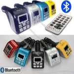 Bluetooth Car MP3 Player FM Transmitter