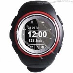 Bluetooth Smart Watch with Built-in Calorie Expenditure Algorithm, Pedometer and Heart Rate Monitor
