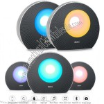 Bluetooth Speaker with LED and Clock