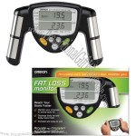 Body Fat Analyzer/Meter/Monitor with LCD Screen, Easy and Convenient to Use