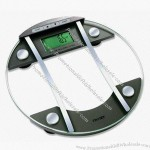 Body Fat/Hydration/Muscle Monitor Scale