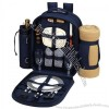 Bold Collection Picnic Backpack with Blanket
