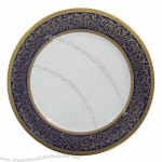 Bone China Plate with Practical and Fashionable Style