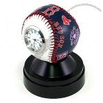 BOSTON RED SOX BALL CLOCK