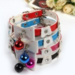 Bow Cat Collar with Bells