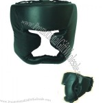 Boxing Helmet Green