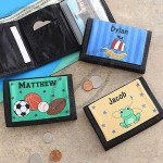 Boy's Personalized Wallet