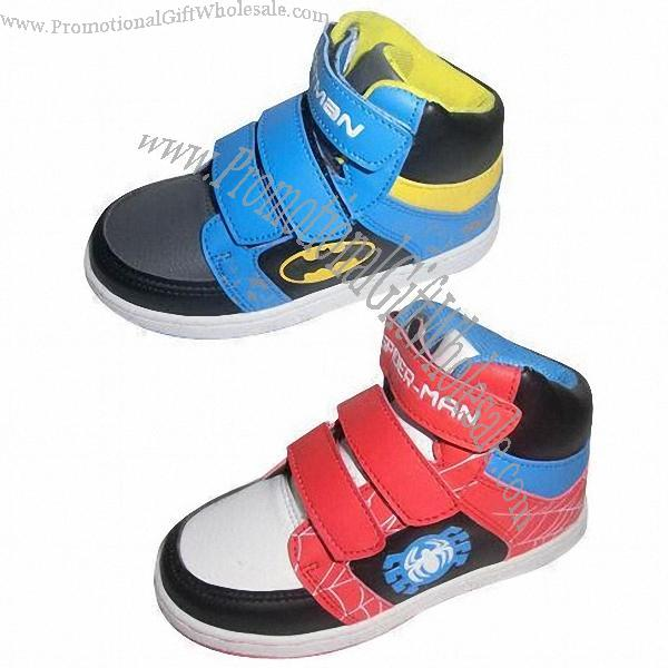 boy s sport shoes pu mesh lining tpr outsole