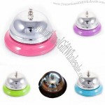 Boy Service Bell - Colourful Hotel Reception Cashier Desk Table Bell
