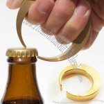 Brass Moon Bottle Opener